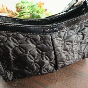 Black Vera Bradley Shoulder Bag